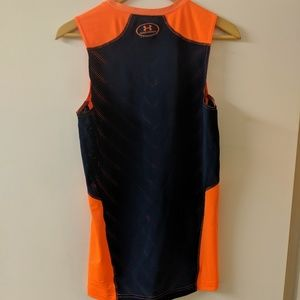 1c09e771bb8eb1 Under Armour Shirts - Under Armour VENT heatgear Fitted Sleeveless Top